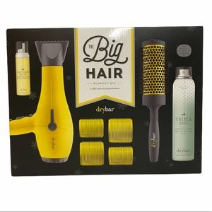 Dry bar the big hair blow out kit Great Deal!!!